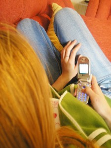 Teens Too Much Texting uknowkids