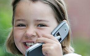child mobile phone