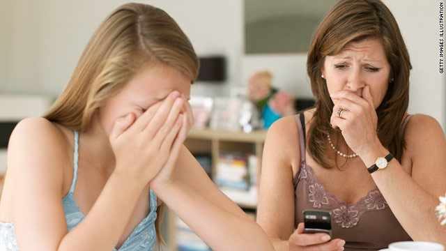 cyber bullying on mobile
