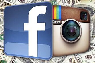 facebook instagram cash