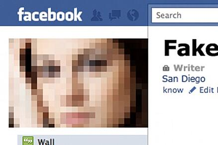 fake fb profile