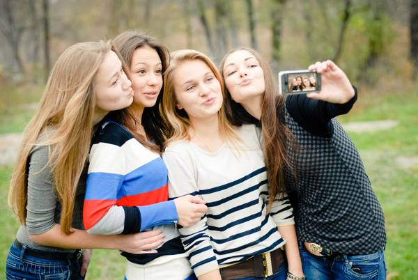 Apologise, young teen selfies facebook