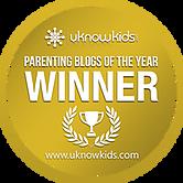 parenting blog awards