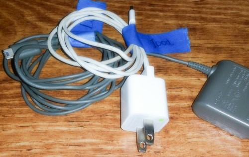 computer chargers