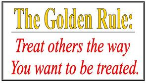 social media golden rule
