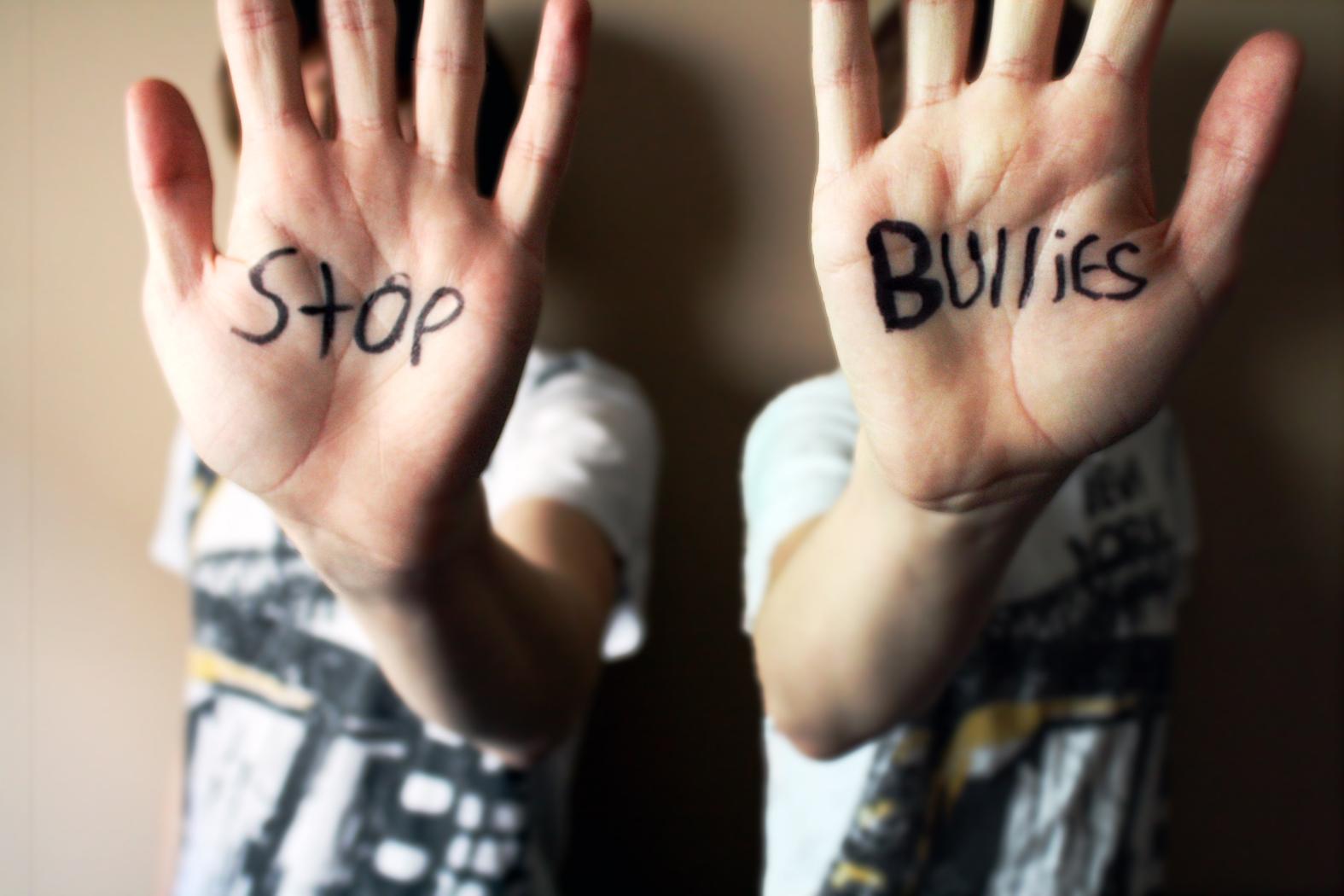 stop bullies