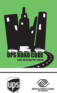 UPS Road Code