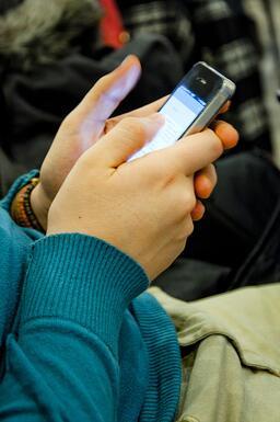 text bombing