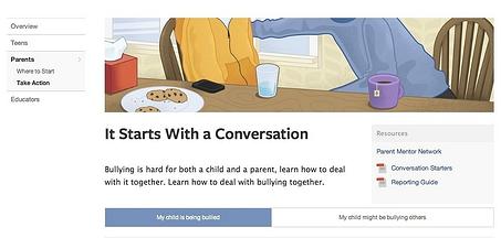 facebook cyberbullying