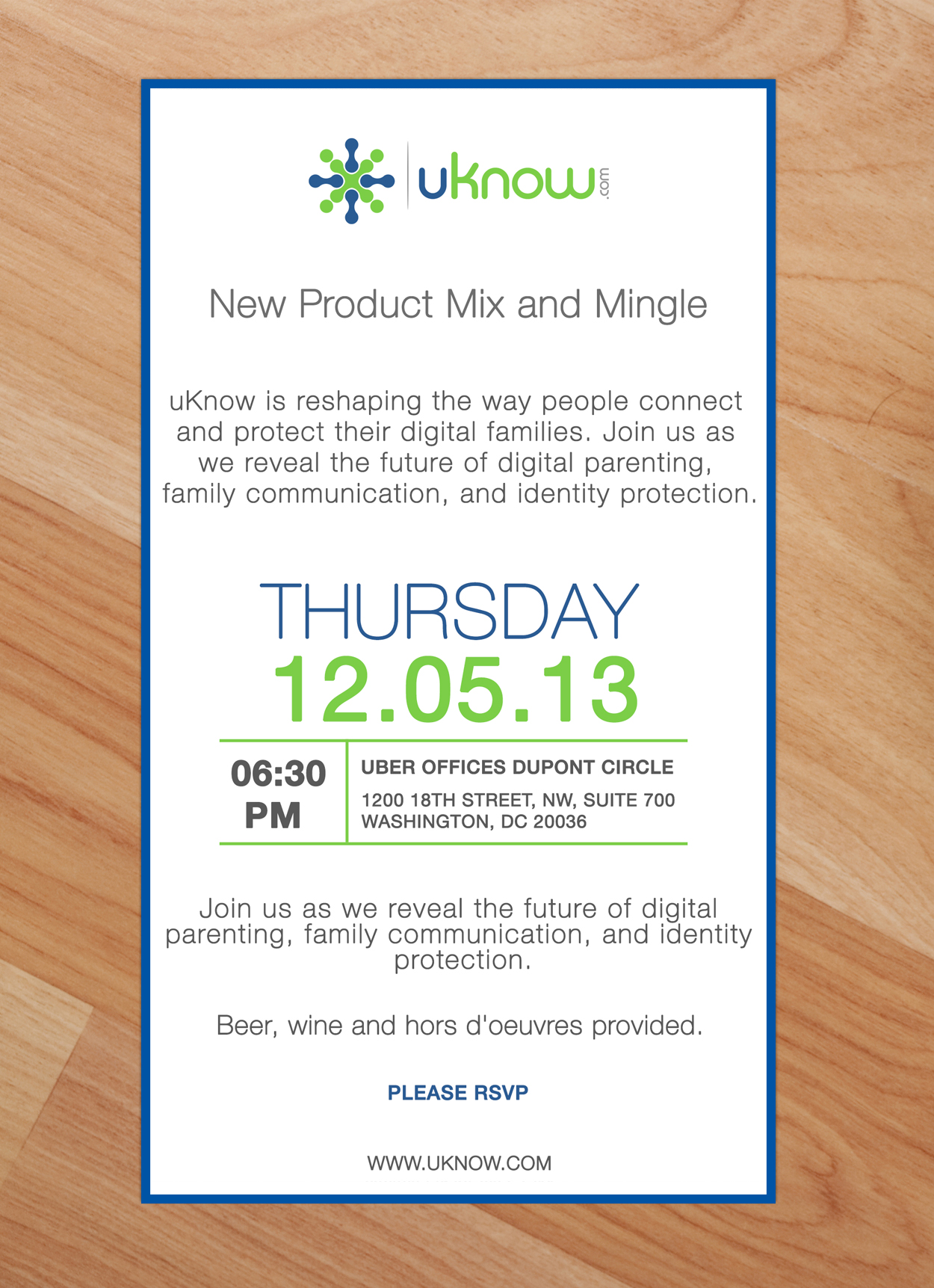 Uknowkids digital parenting and safety blog parental monitoring you are invited to uknows new product mix and mingle event stopboris Choice Image
