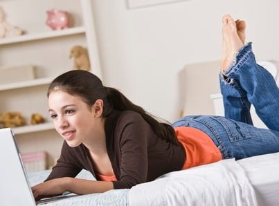 Teens and college admissions