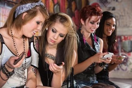 teens cyberbullying