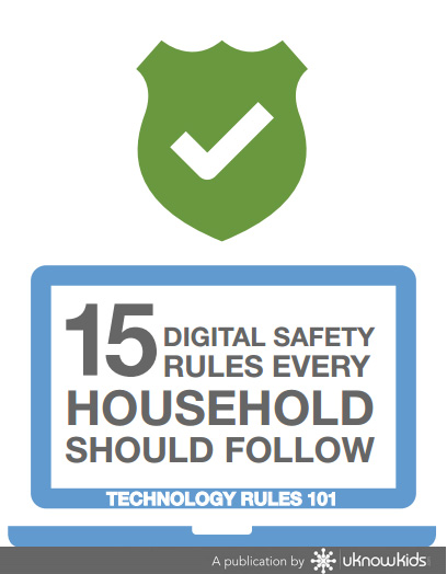 Digital Safety Rules for every household