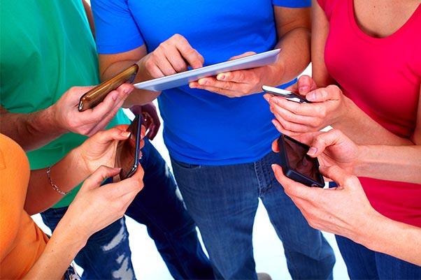 teens over sharing